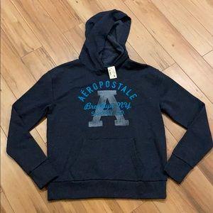 Aeropostale grey hoodie